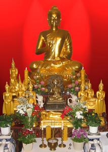 Buddhaaltare